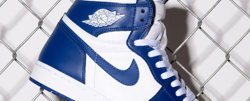 "Air Jordan 1 Retro OG ""Storm Blue"""