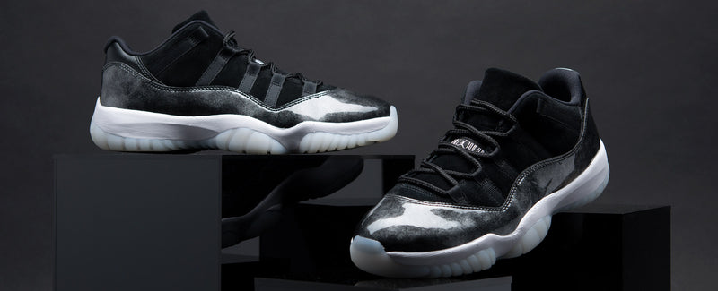 "Air Jordan XI Retro Low ""Barons"""