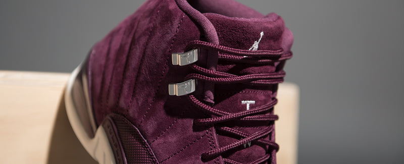 "Air Jordan XII Retro ""Bordeaux"""
