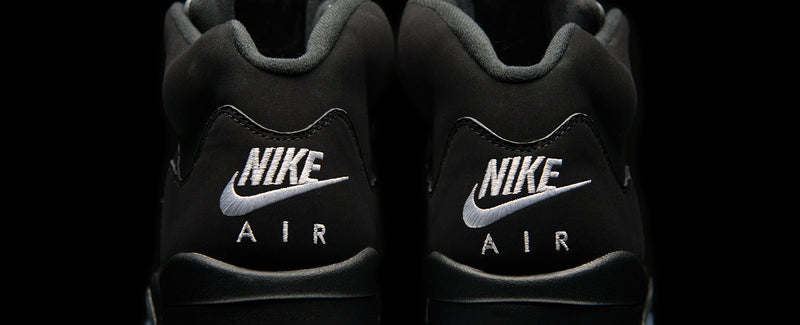 "Air Jordan V Retro ""Black/Metallic"""