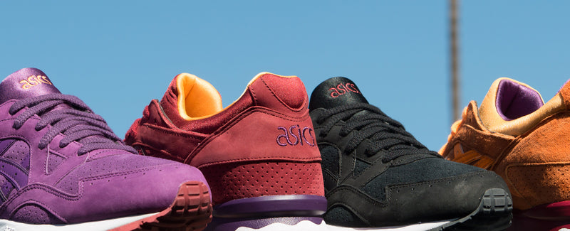"Asics GEL-Lyte V ""Sunset Pack"""