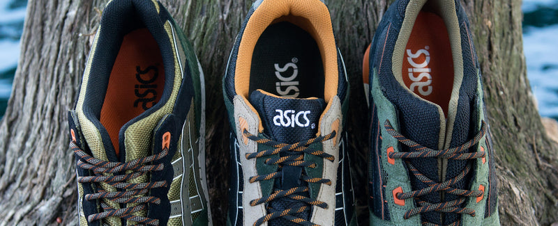 "Asics ""Winter Trail Pack"""