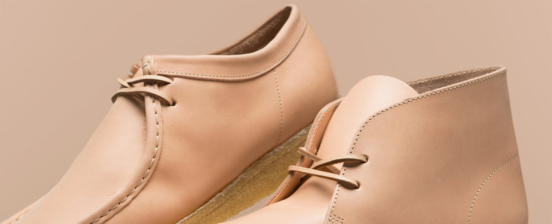 "Clarks Originals ""Veg Tan"" Collection"