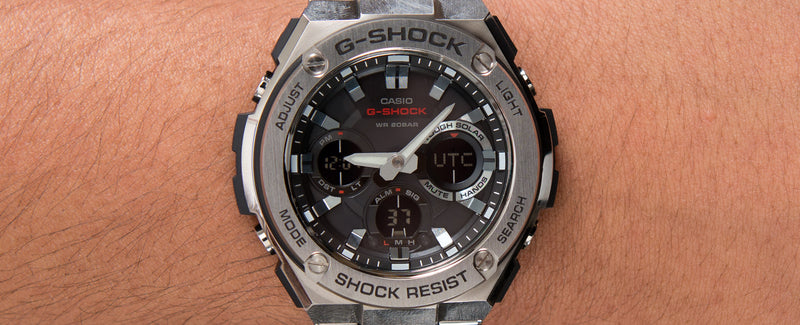 G-Shock Watches - Fall 2015 Arrivals
