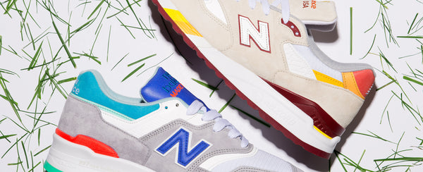 "New Balance ""Coumarin Pack"""