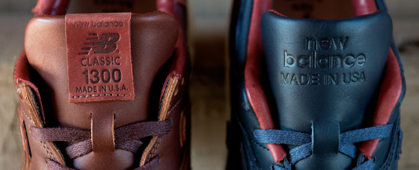 New Balance x Horween Leather Company