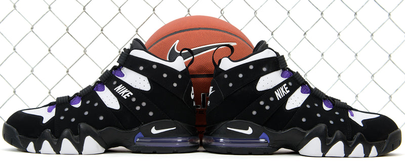"Nike Air Max2 CB 94 ""Black/Pure Purple/White"""