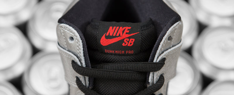"Nike SB Dunk High ""Steel Reserve"""