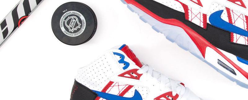 "Nike Air Trainer SC ""Bo Knows Hockey."""