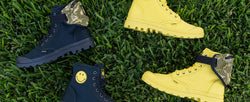 "Palladium Pampa x Smiley ""Fest Pack"""
