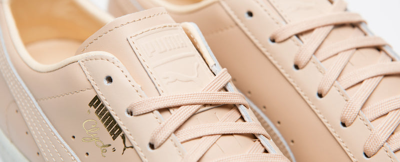 "Puma Clyde Natural ""Vachetta Tan"""