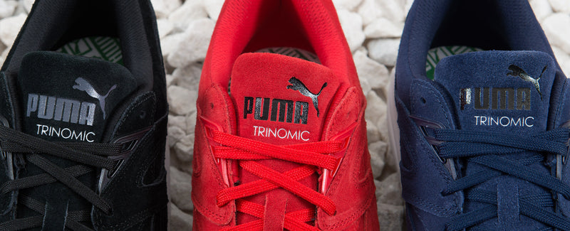 "Puma R698 ""Allover Suede Pack"""