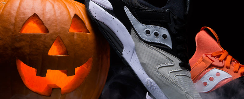 "Saucony Grid 9000 ""Hallowed Pack"""