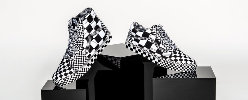 "Vans ""All Over Checkerboard"" Collection"