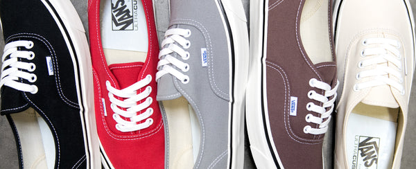 "Vans Authentic ""Anaheim Factory"""