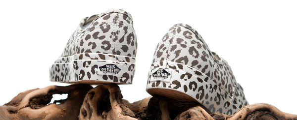 "Vans Authentic Mono Print ""Leopard"""