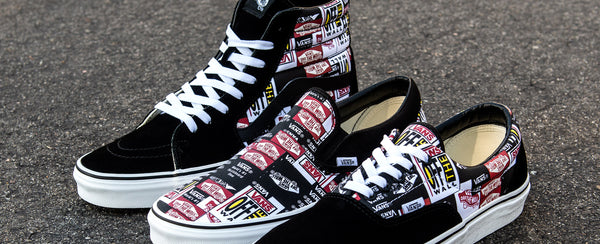 "Vans ""Label Mix"" Pack"