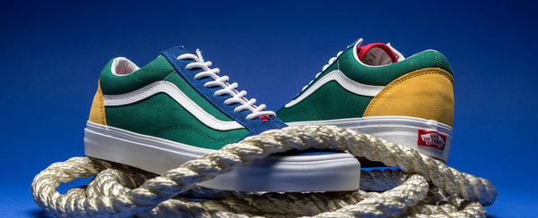 "Vans Old Skool ""Yacht Club"""
