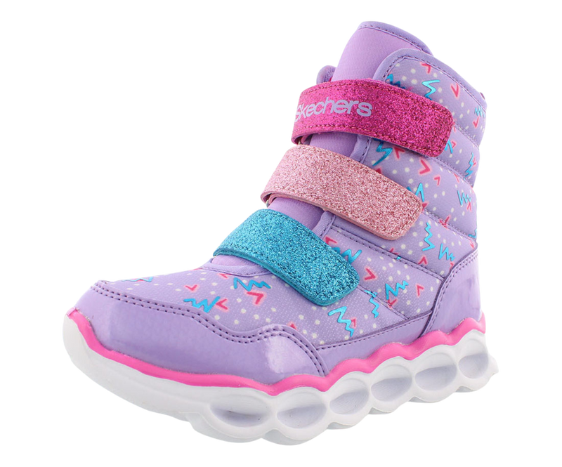 Skechers S Lights Lumi Luxe Sparkle Quest
