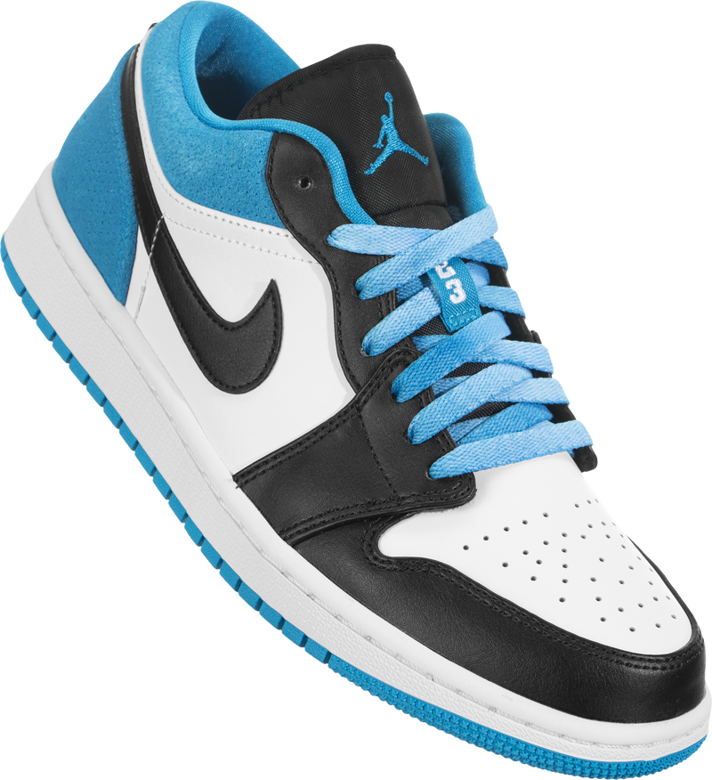 Air Jordan 1 Low SE (Laser Blue)