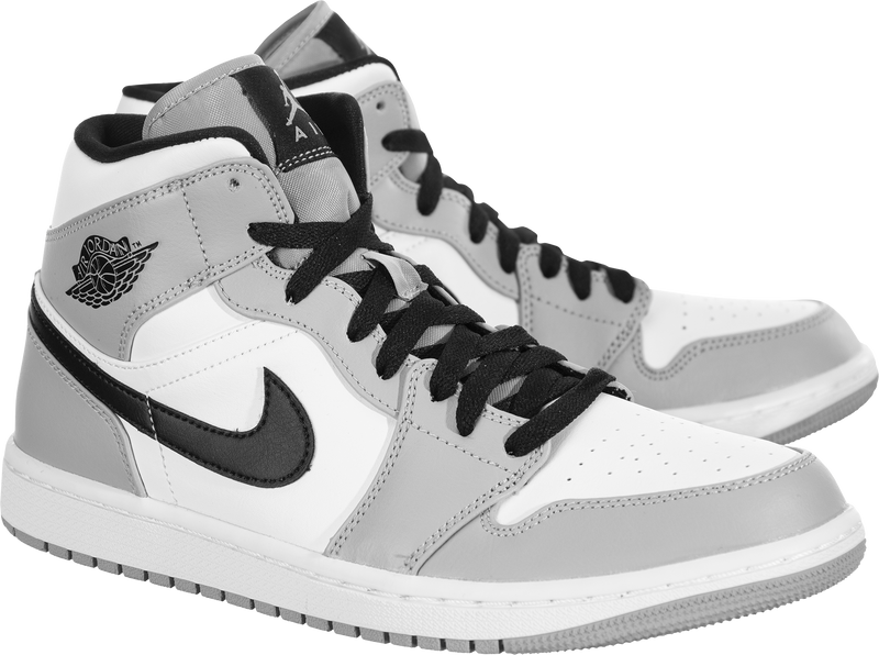 Air Jordan 1 Mid (Smoke Grey)