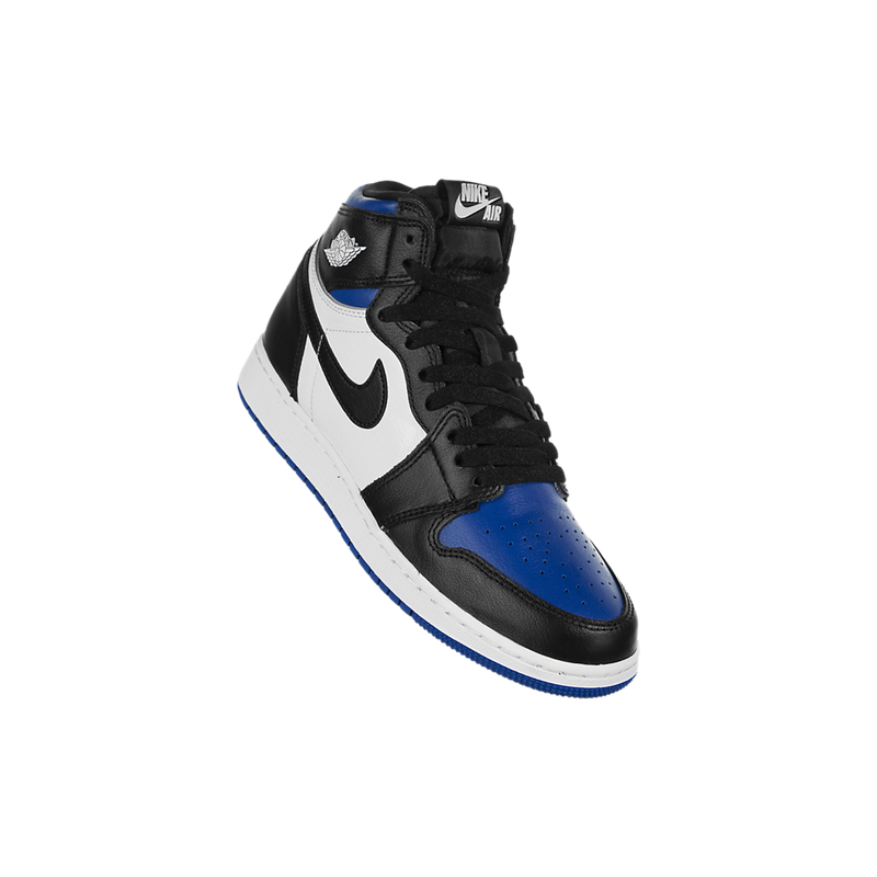 Air Jordan 1 Retro High OG (Royal Toe) (Kids)