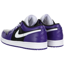 Air Jordan 1 Retro Low (Court Purple)