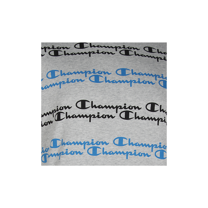 Champion Life All-Over Script Logo T-Shirt