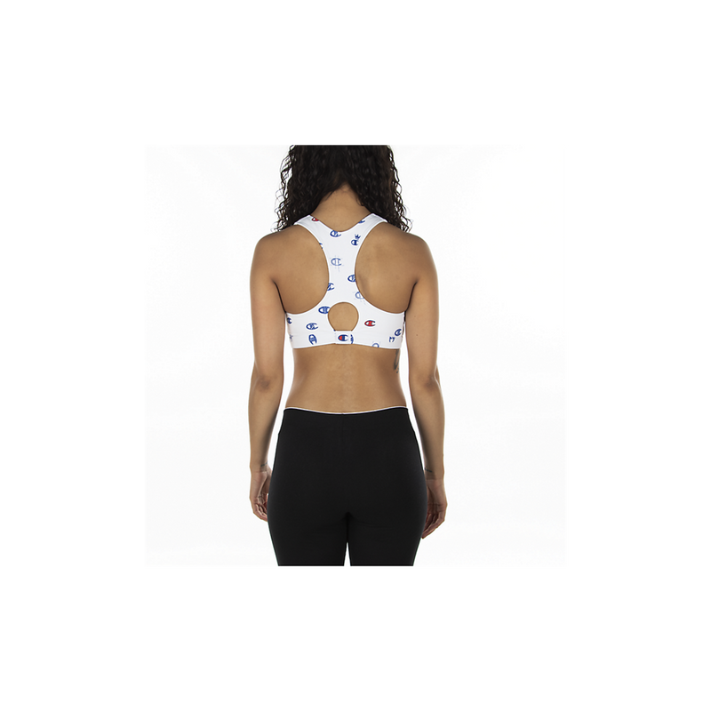 Champion Life Women's C's All-Over Sports Bra