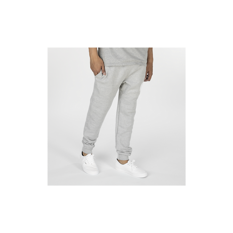 Champion Life Mesh & Leather Logo Jogger Pants