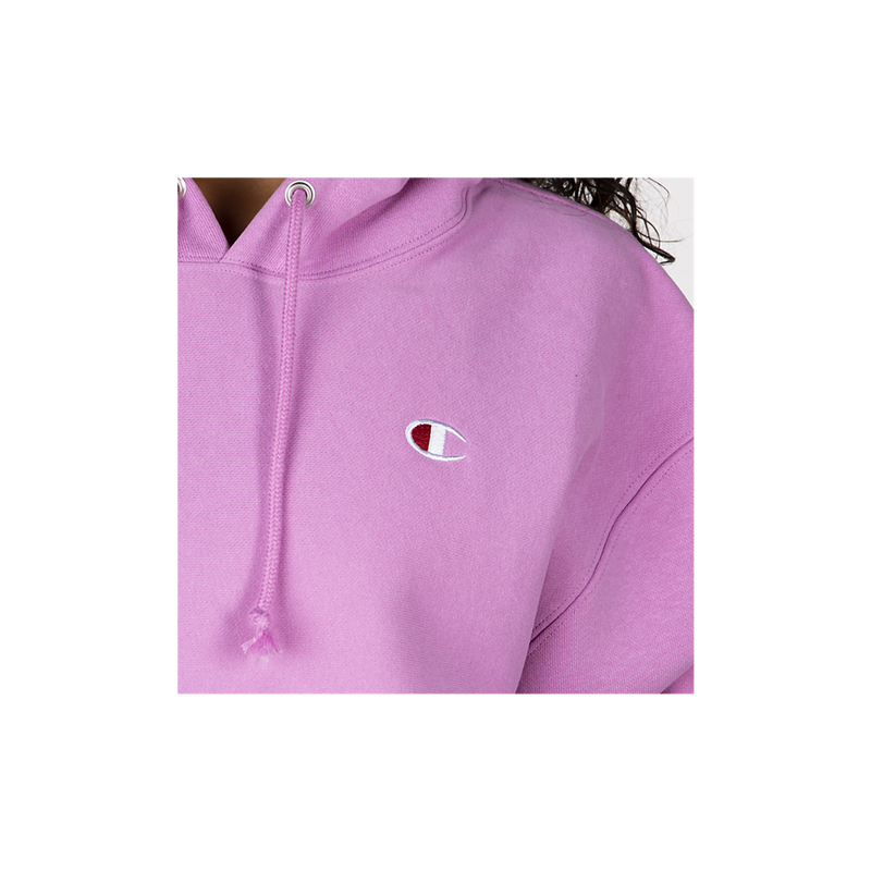 Champion Life Women's RW Cropped Cut-Off Hoodie