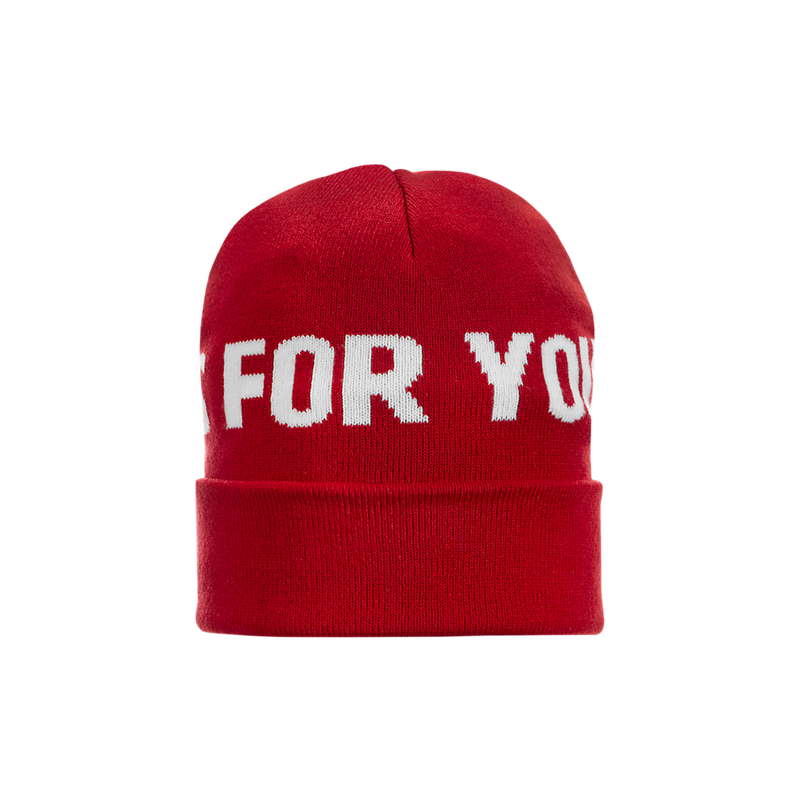 HUF x Budweiser This Buds For You Beanie