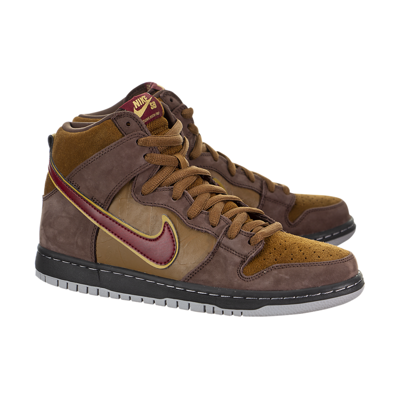 Nike SB Dunk High Premium (Cigar City) (2011)