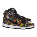 Nike SB Dunk High Premium (Stained Glass)