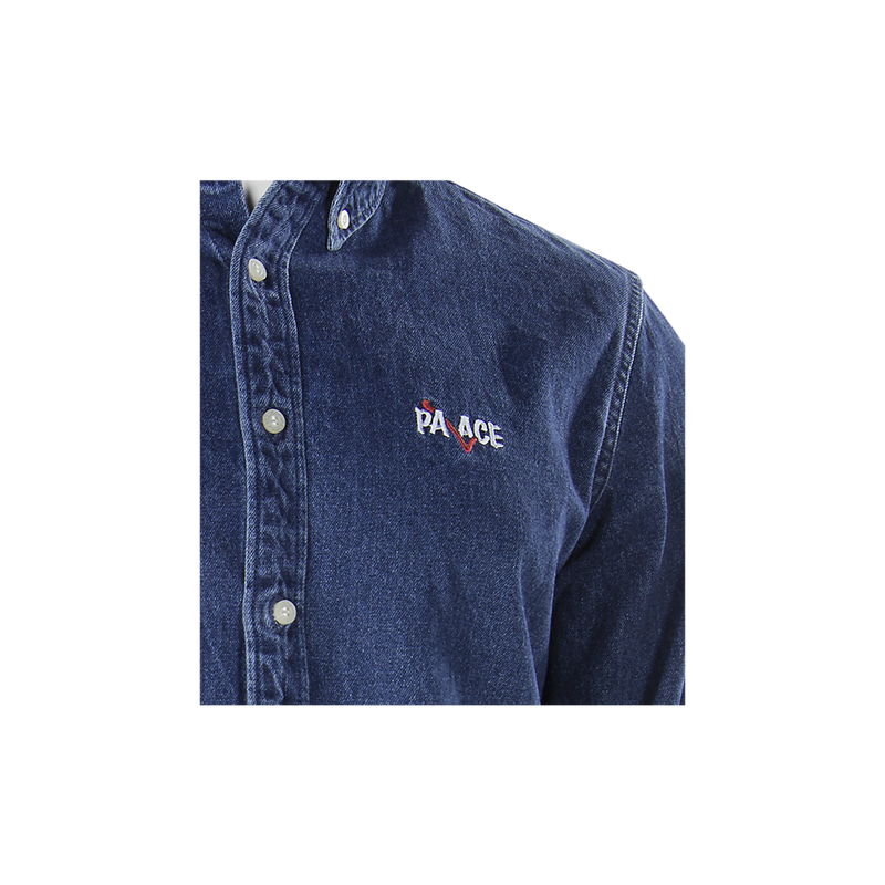 PALACE Correct Denim Shirt