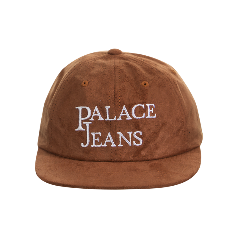 PALACE PJ's 6-Panel Strapback
