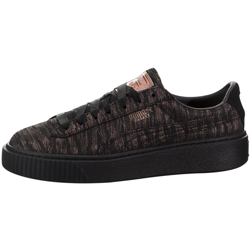 Puma Basket Platform Vr Casual Womens Shoes