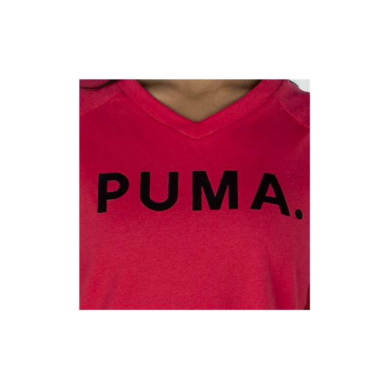 Puma Chase V-Neck T-Shirt