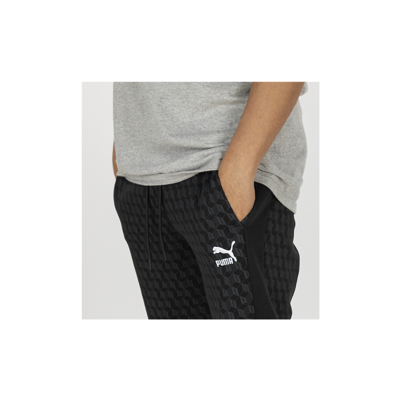 Puma Luxe AOP Track Pants