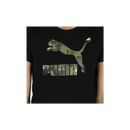 Puma Wild Pack Cropped T-Shirt