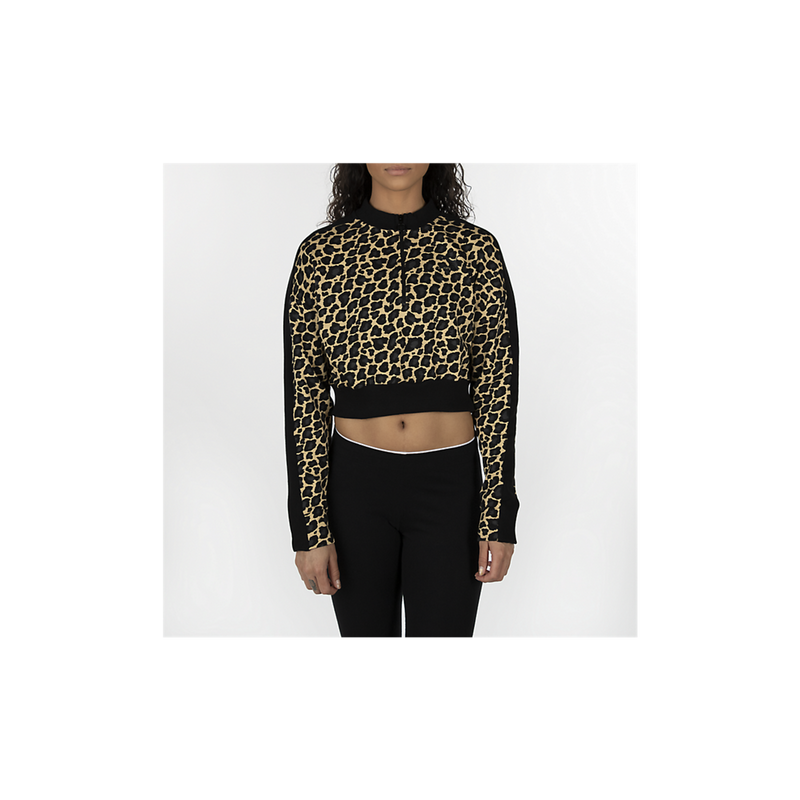 Puma Wild Pack T7 TR Cropped Crewneck