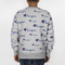 Champion Life RW All Over Logo Crewneck