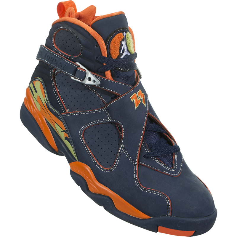 Air Jordan VIII (8) Retro LS (2007)
