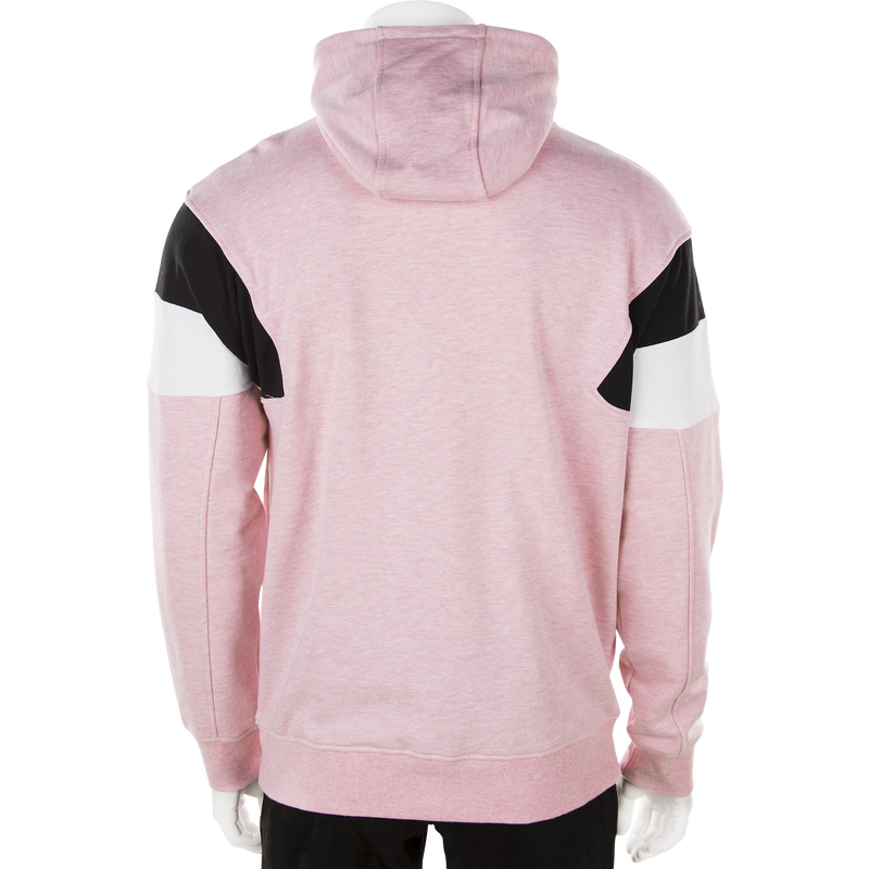 Staple Pieced Half-Zip Hoodie