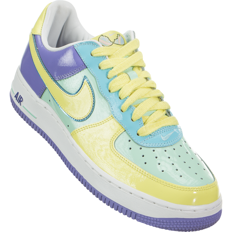 Nike Air Force 1 Premium (Easter) (2006)