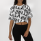 FILA Women's Brea Crop T-Shirt