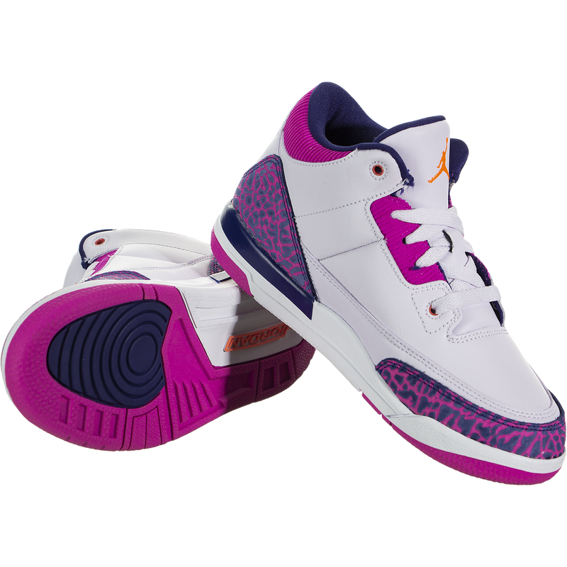 Air Jordan III (3) Retro (Preschool)