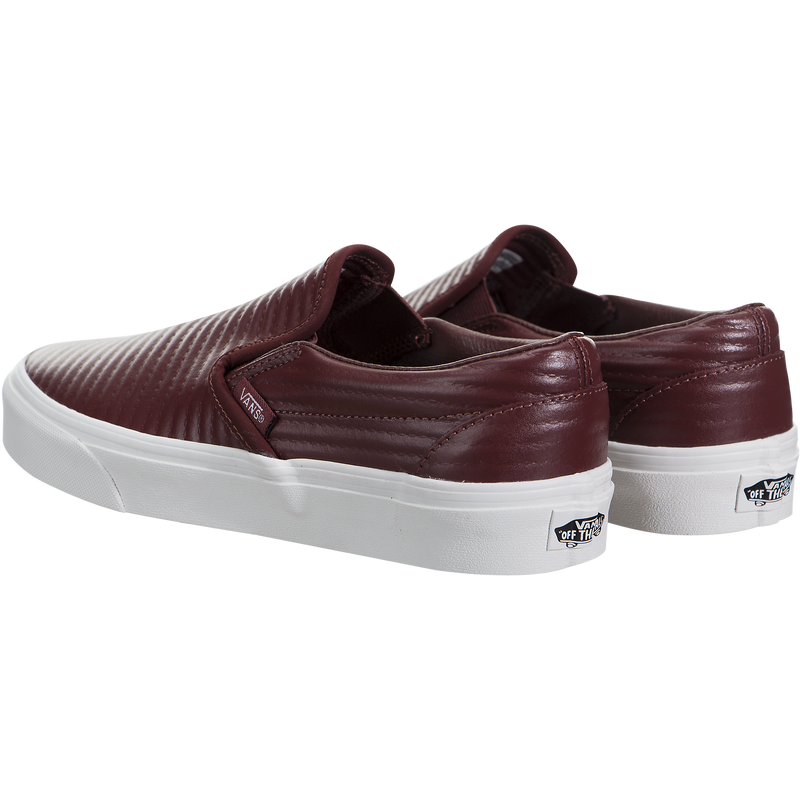 Vans Classic Slip-On Leather