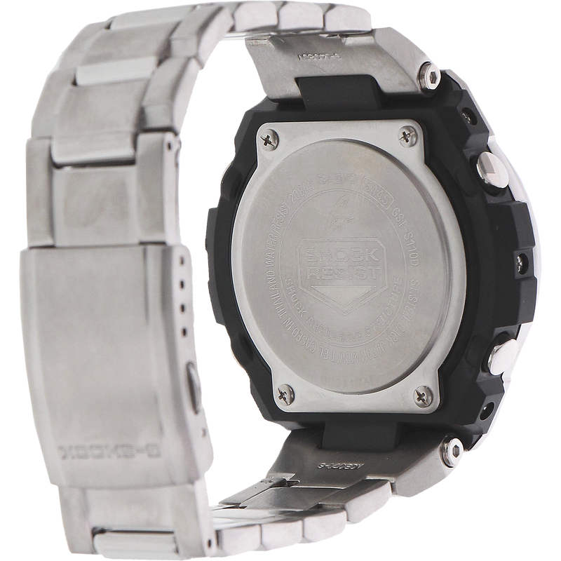 Casio G-Shock GST-S110D G-Steel