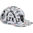 HUF Headlines Volley Strapback